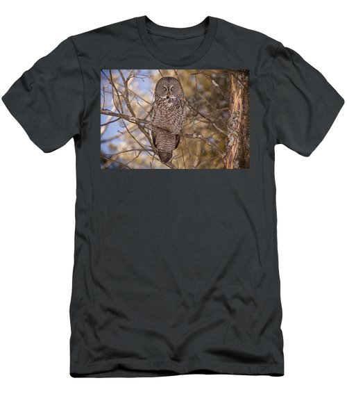 Being Observed Men's T-Shirt (Athletic Fit)