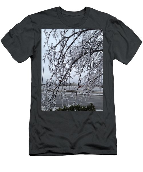 Bejewelled Branches Men's T-Shirt (Athletic Fit)