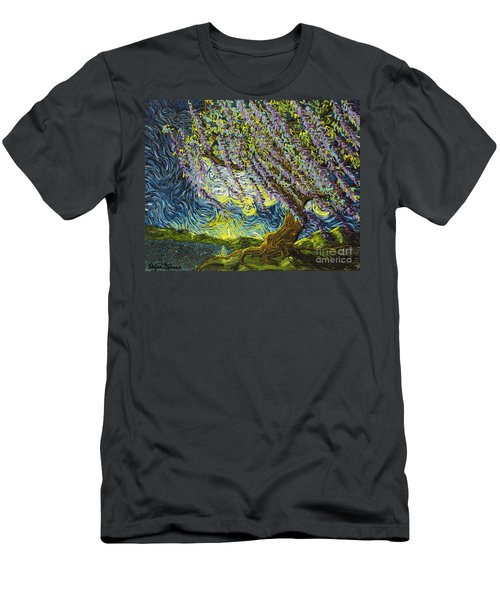 Beneath The Willow Men's T-Shirt (Athletic Fit)