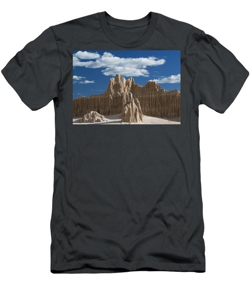 Bentonite Clay Formations Cathedral Men's T-Shirt (Athletic Fit)