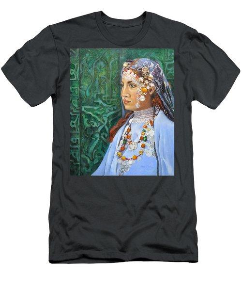 Berber Woman Men's T-Shirt (Athletic Fit)