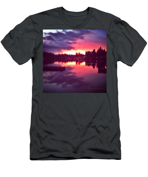 Between Heaven And Earth New Edit Men's T-Shirt (Athletic Fit)