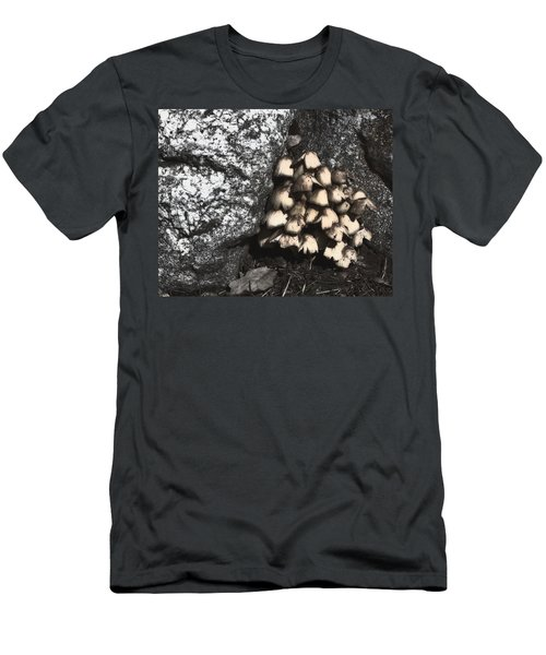 Between The Rocks Men's T-Shirt (Athletic Fit)