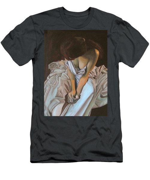 Between The Sheets Men's T-Shirt (Slim Fit)