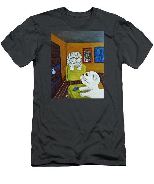 Bffs Men's T-Shirt (Athletic Fit)