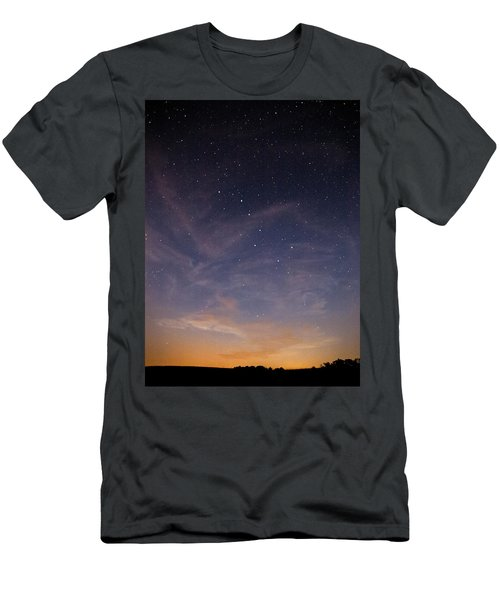 Big Dipper Men's T-Shirt (Slim Fit) by Davorin Mance