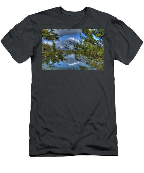 Big Teton Men's T-Shirt (Athletic Fit)