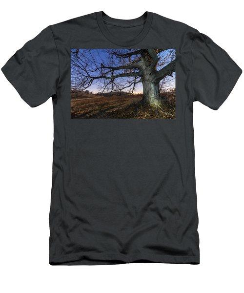 Big Wood Men's T-Shirt (Athletic Fit)