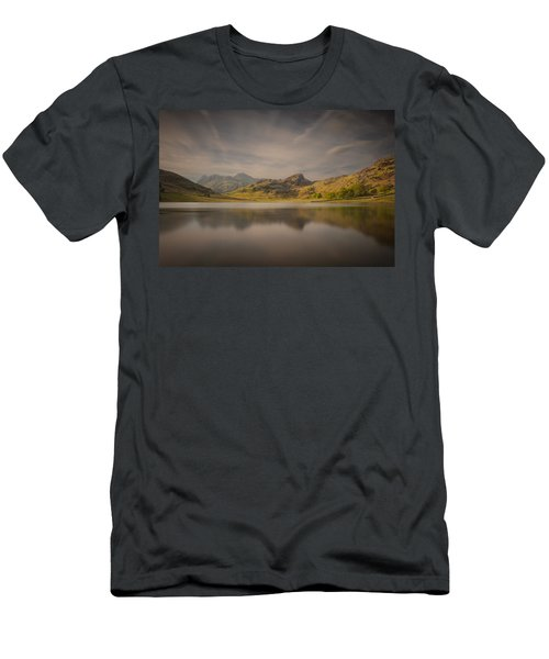 Blea Tarn Lake District Men's T-Shirt (Athletic Fit)