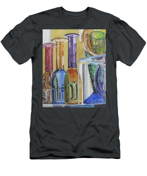 Blown Glass Men's T-Shirt (Athletic Fit)