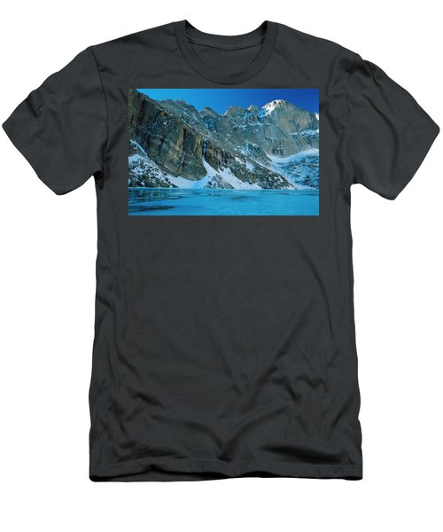 Blue Chasm Men's T-Shirt (Athletic Fit)