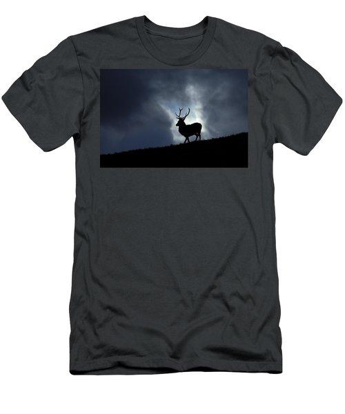 Blue Horizon Men's T-Shirt (Athletic Fit)