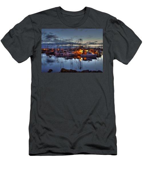 Blue Hour Men's T-Shirt (Athletic Fit)