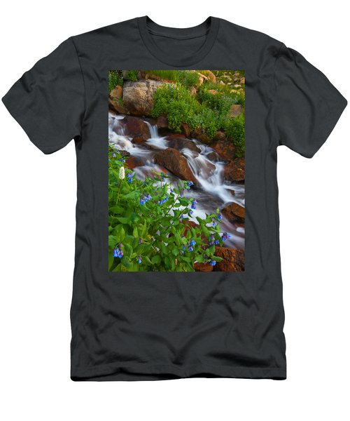 Bluebell Creek Men's T-Shirt (Athletic Fit)