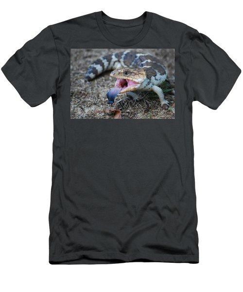 Bobtail Lizard Men's T-Shirt (Athletic Fit)