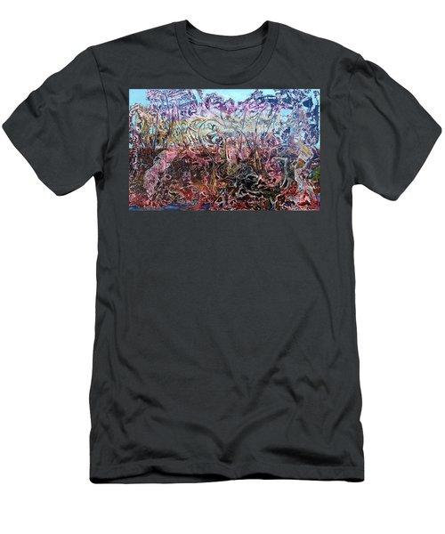 Bogomils Vegetable Garden  Men's T-Shirt (Athletic Fit)