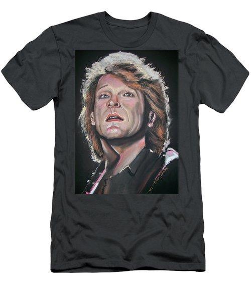 Bon Jovi Men's T-Shirt (Athletic Fit)