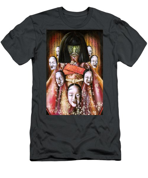 Boukyo Nostalgisa Men's T-Shirt (Athletic Fit)