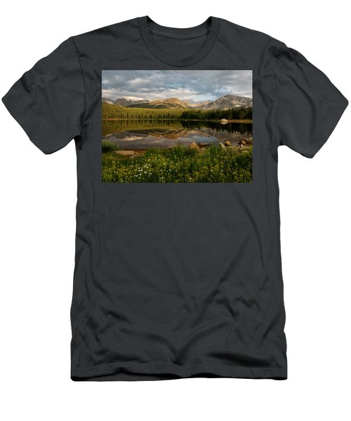 Brainard Lake Men's T-Shirt (Athletic Fit)