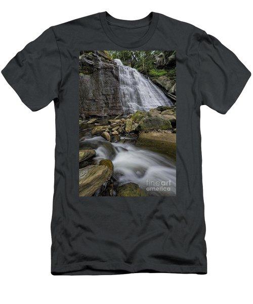 Brandywine Flow Men's T-Shirt (Slim Fit) by James Dean