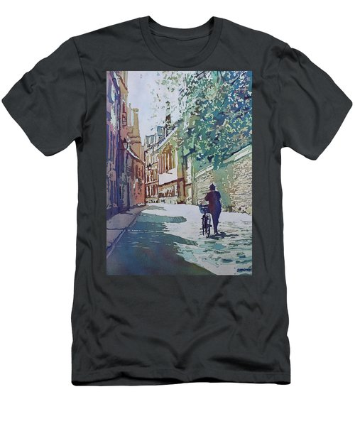 Brasenose Lane Men's T-Shirt (Athletic Fit)
