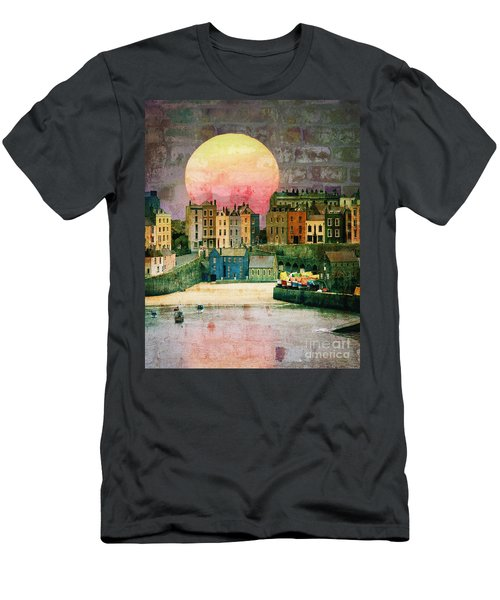 Bricks And Mortar Men's T-Shirt (Athletic Fit)