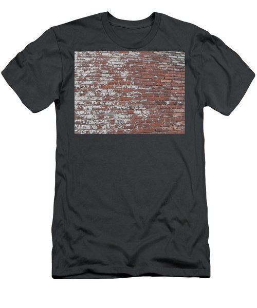 Bricks Men's T-Shirt (Athletic Fit)