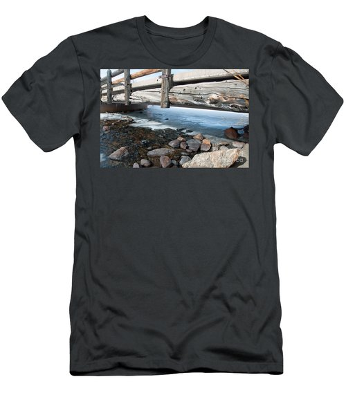 Bridges Men's T-Shirt (Athletic Fit)