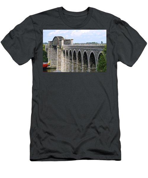 Bridging The Boyne Men's T-Shirt (Athletic Fit)