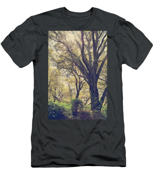 Brightening Up The Day Men's T-Shirt (Athletic Fit)