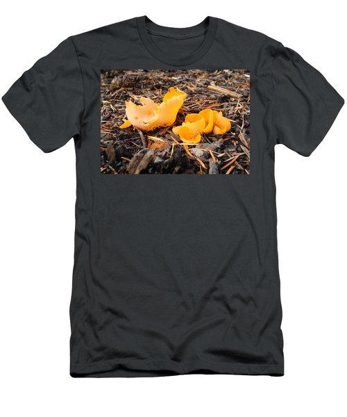 Brilliance In Orange Men's T-Shirt (Athletic Fit)