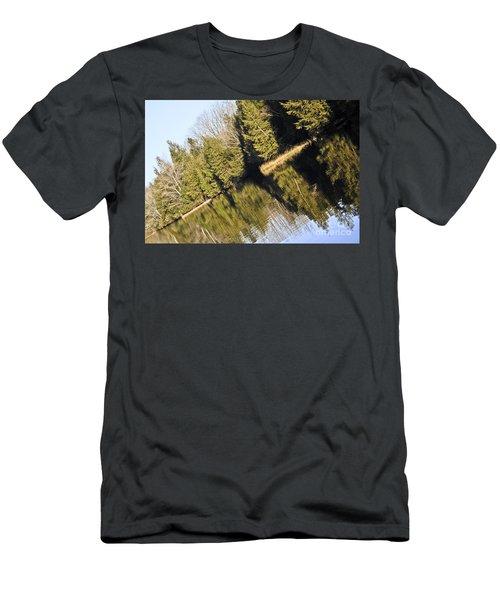 Bronson's Pond Men's T-Shirt (Athletic Fit)