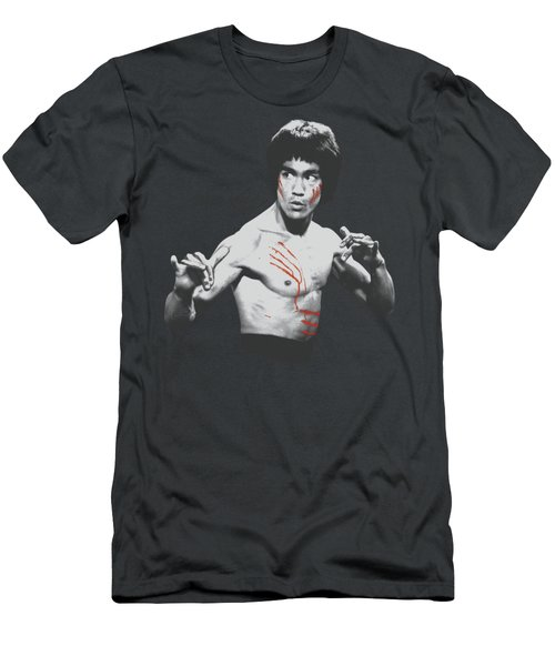 Bruce Lee - Final Confrontation Men's T-Shirt (Athletic Fit)
