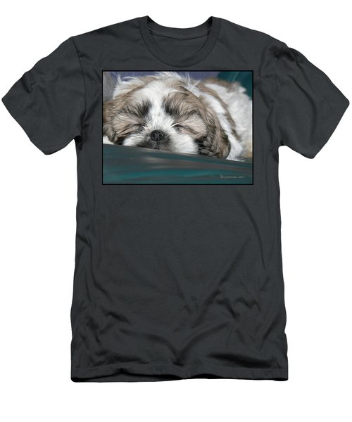 Bubba Men's T-Shirt (Slim Fit) by EricaMaxine  Price
