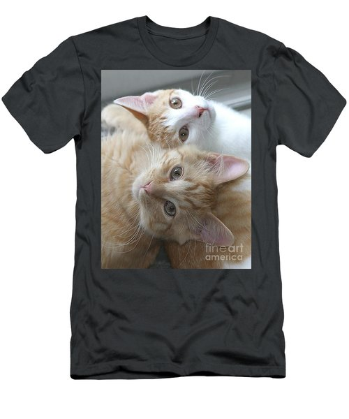 Buddies For Life Men's T-Shirt (Athletic Fit)