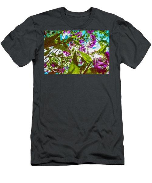 Bugs View Men's T-Shirt (Athletic Fit)