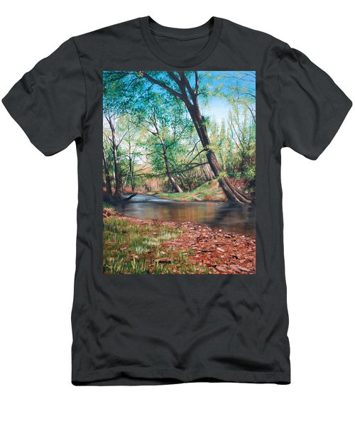 Bull Creek Men's T-Shirt (Athletic Fit)