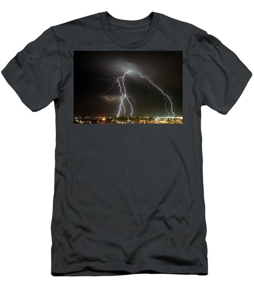 Bunbury Lightning Men's T-Shirt (Athletic Fit)