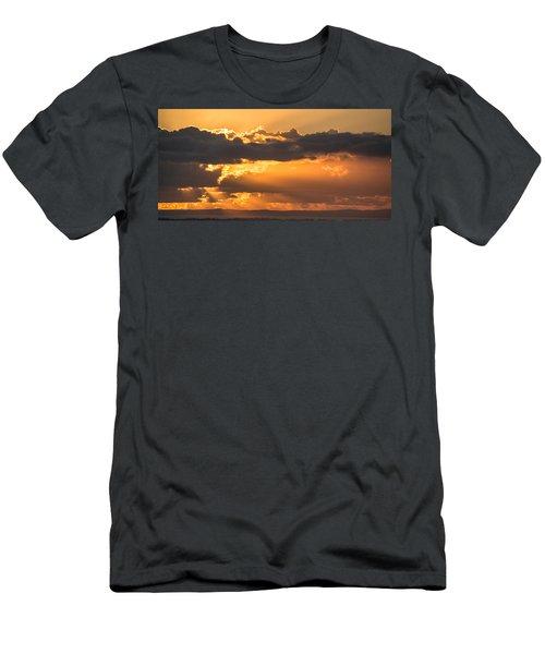 The Trumpet Sound Men's T-Shirt (Athletic Fit)