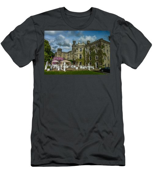 Cabra Castle - Ireland Men's T-Shirt (Athletic Fit)