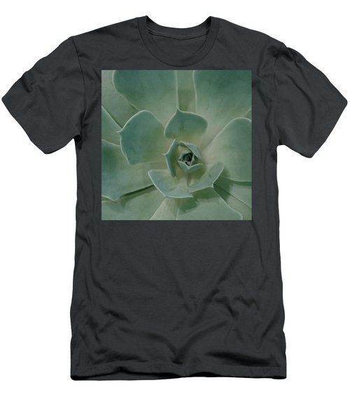 Cactus Heart Men's T-Shirt (Athletic Fit)