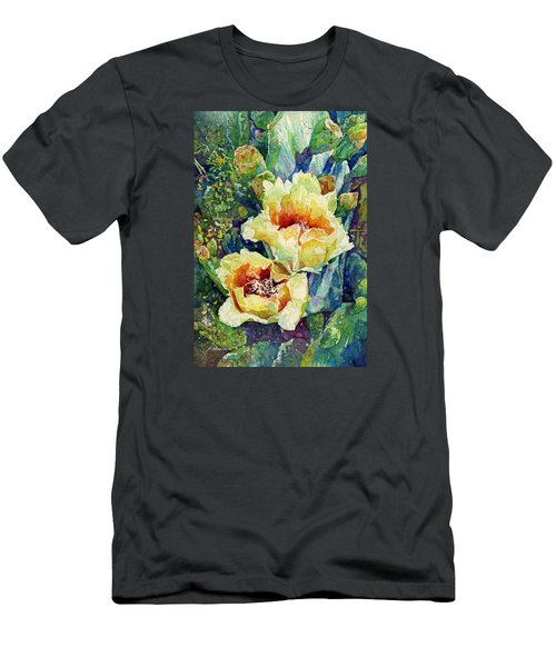 Cactus Splendor I Men's T-Shirt (Athletic Fit)