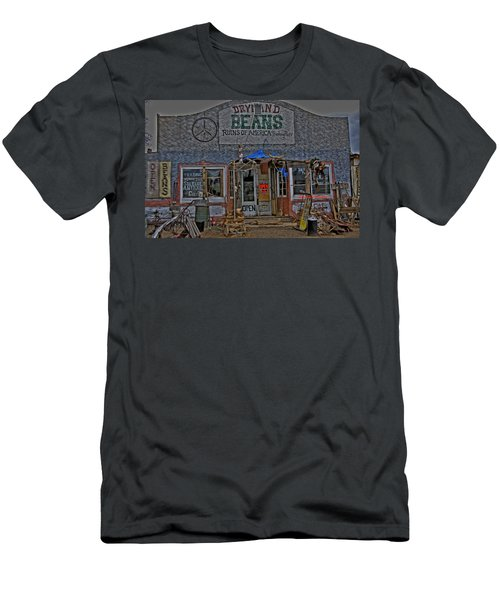 Cahone Trading Post Men's T-Shirt (Athletic Fit)
