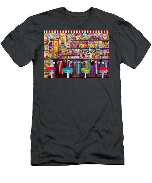 Candy Shop Men's T-Shirt (Athletic Fit)