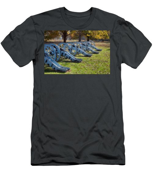 Canon Formation Men's T-Shirt (Slim Fit) by Leeon Pezok