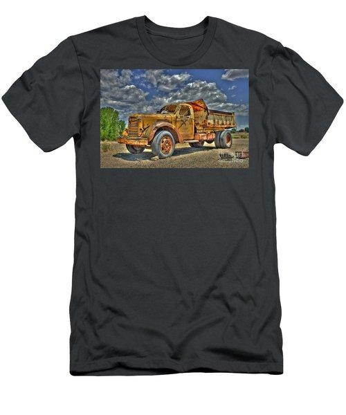 Canyon Concrete Men's T-Shirt (Athletic Fit)