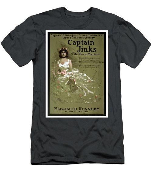 Captain Jinks Men's T-Shirt (Athletic Fit)