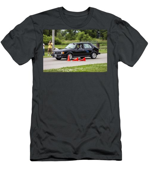 Car No. 76 - 05 Men's T-Shirt (Athletic Fit)