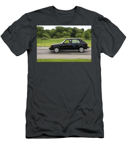 Car No. 76 - 06 Men's T-Shirt (Athletic Fit)
