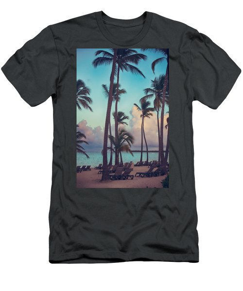 Caribbean Dreams Men's T-Shirt (Athletic Fit)
